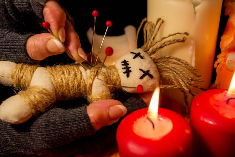 Voodoo seduction love spells