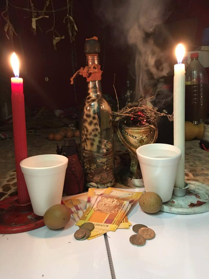How To perform love spell using candles